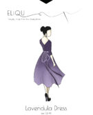 Lavendula dress_ELiQU_Box layout_forside